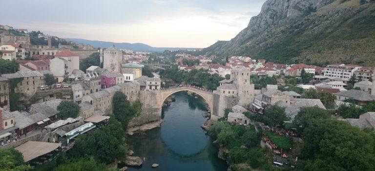 Grønne og smukke Bosnien-Hercegovina er en overset perle