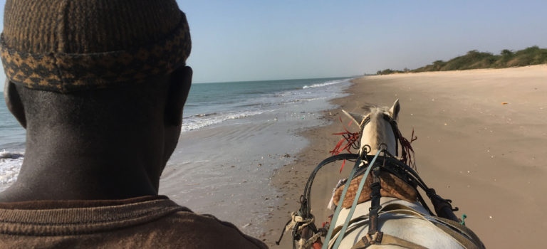 Vinterferie i Senegal: Sol, smil, strand og skrald